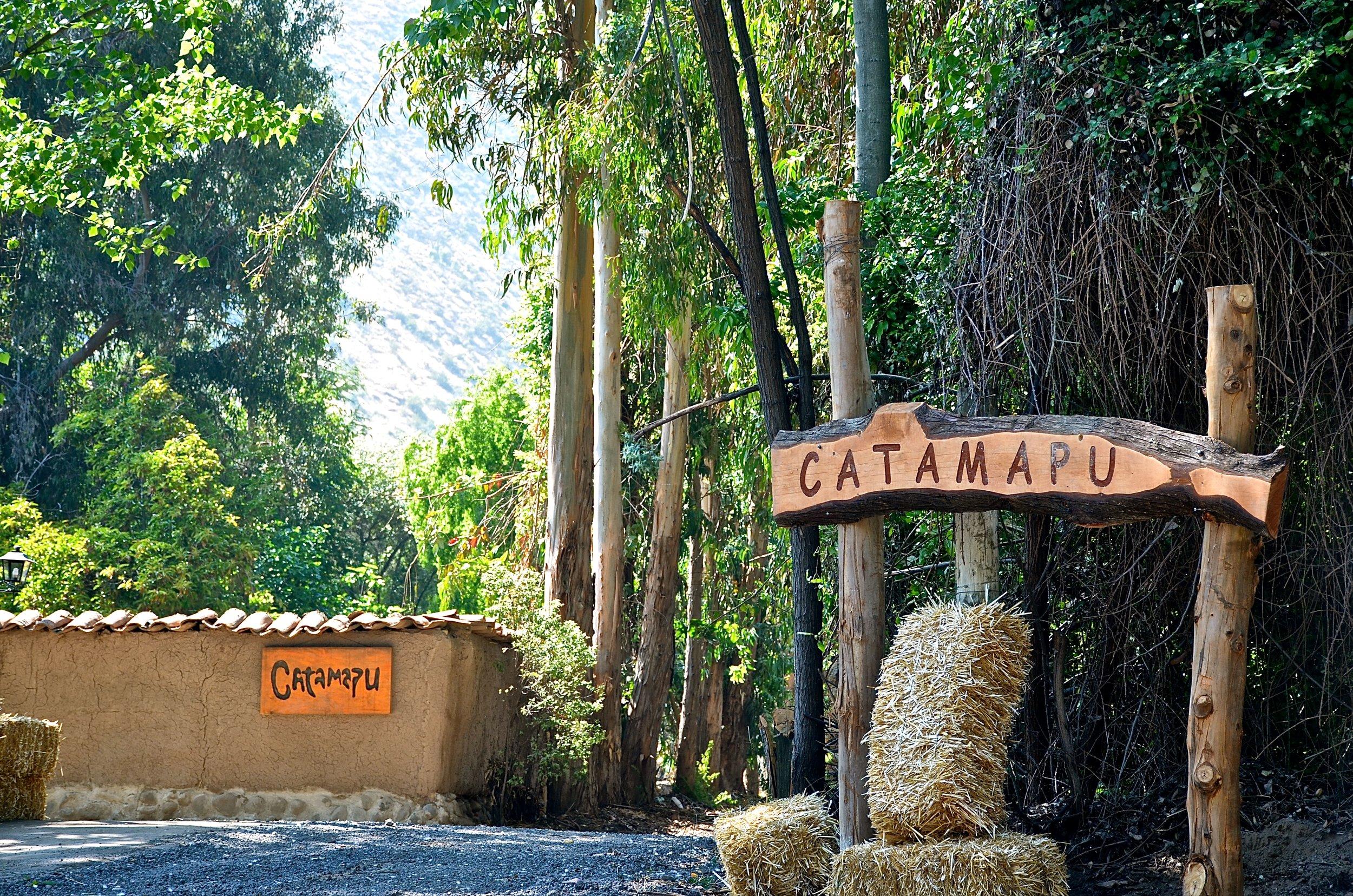 CENTRO DE EVENTOS  SLIER CATAMAPU