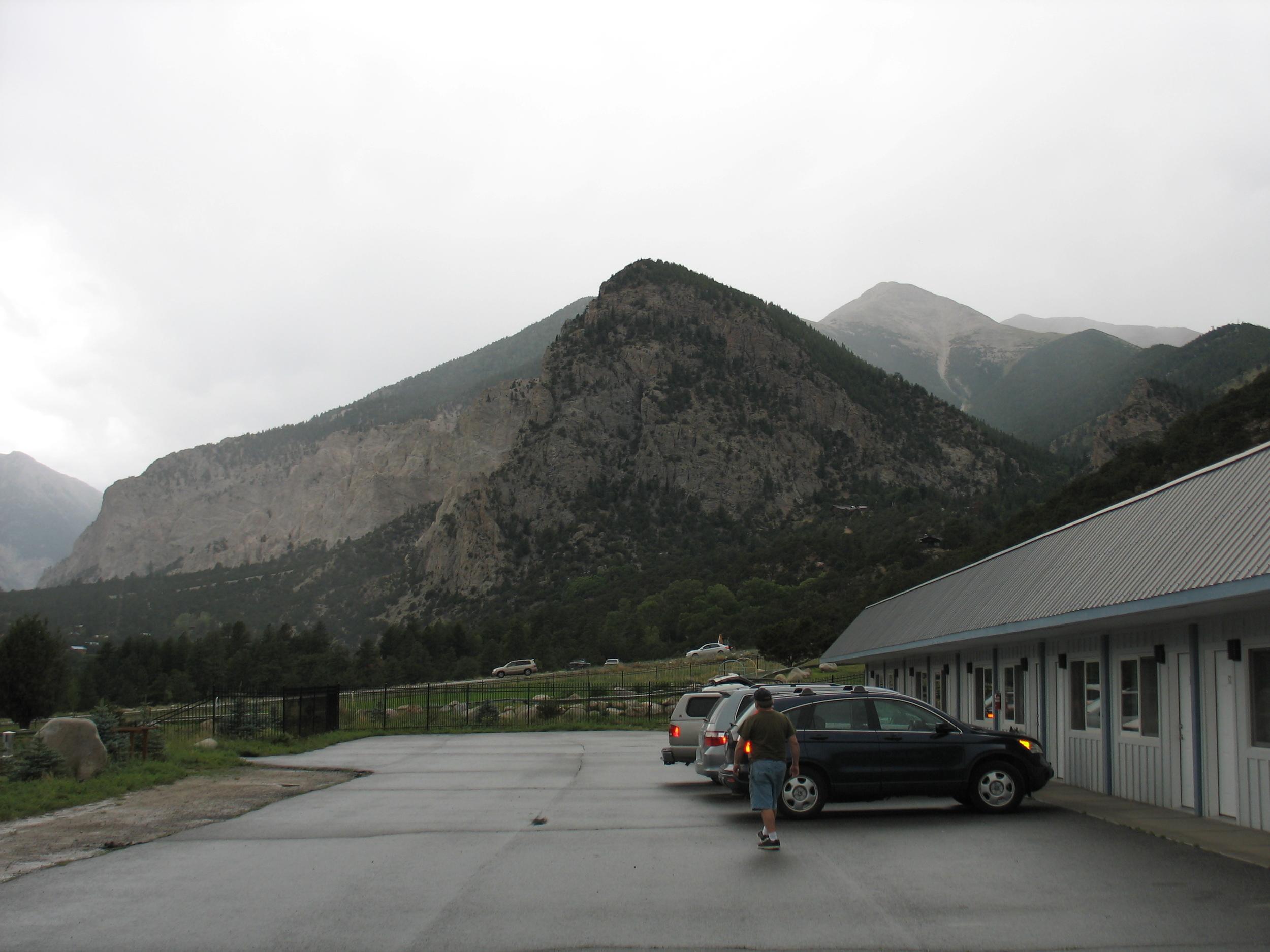 Mt. Princeton Hot Springs - Hillside Lodge