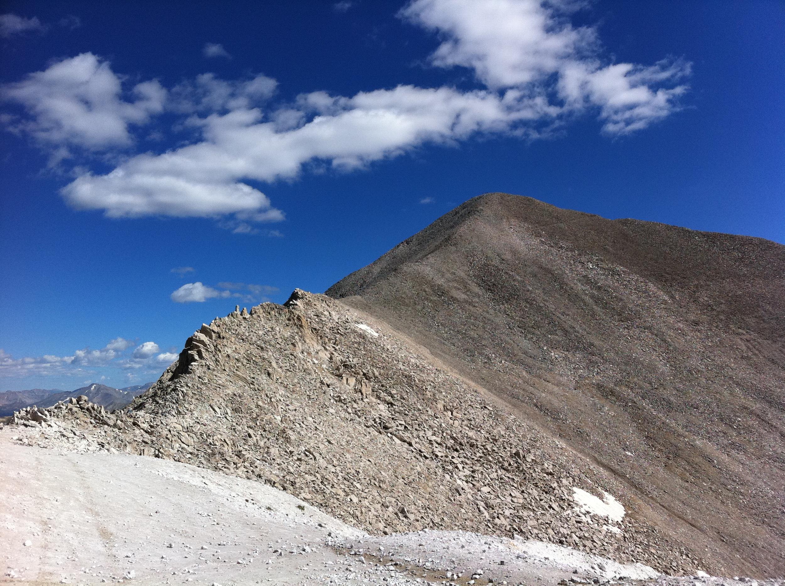 Mt Antero