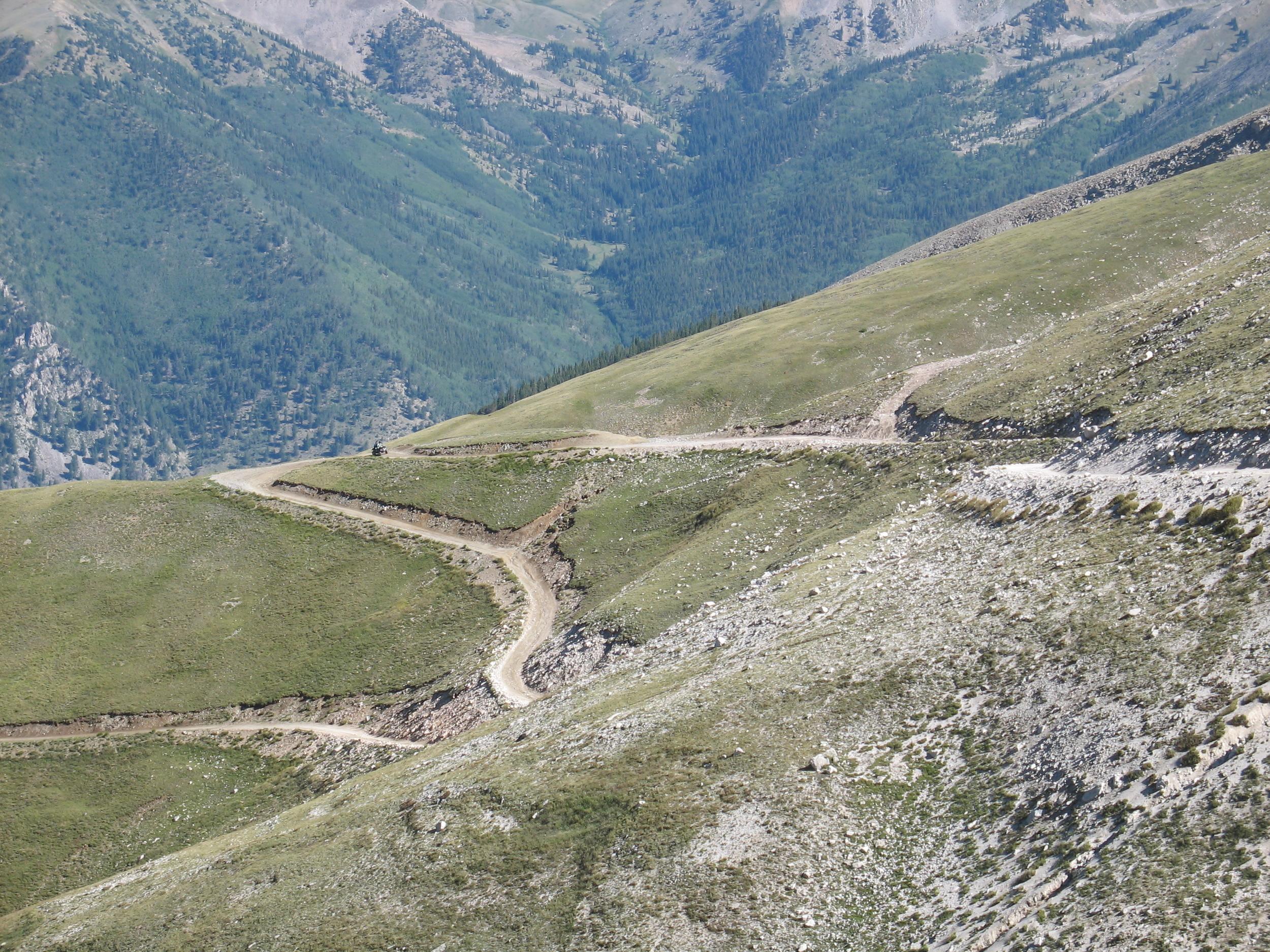 Mt. Antero Switchbacks