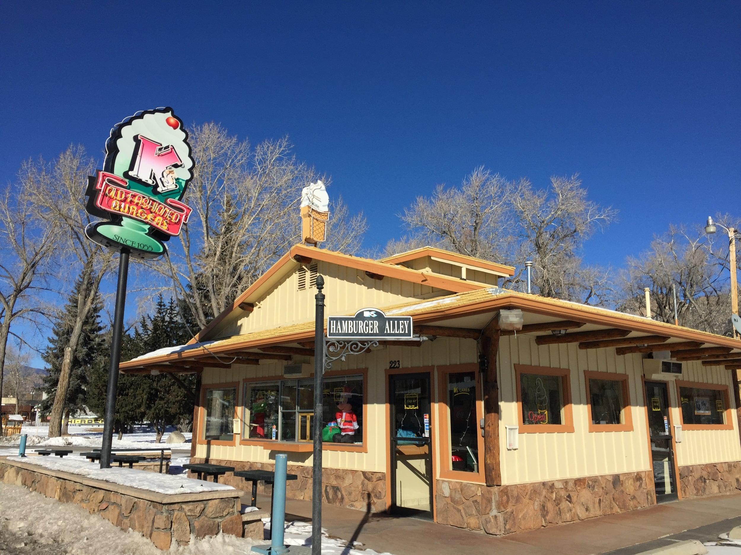 K's Burgers - Buena Vista