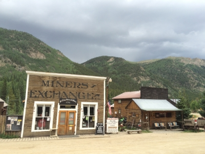 St Elmo General Store - Miners Exchange