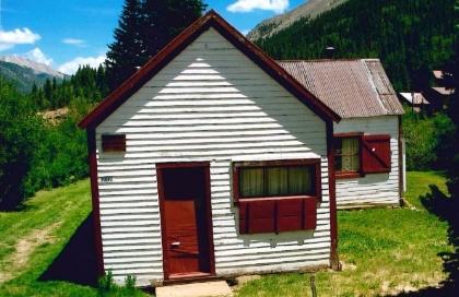 Mckinney - Hellman House St. Elmo Colorado