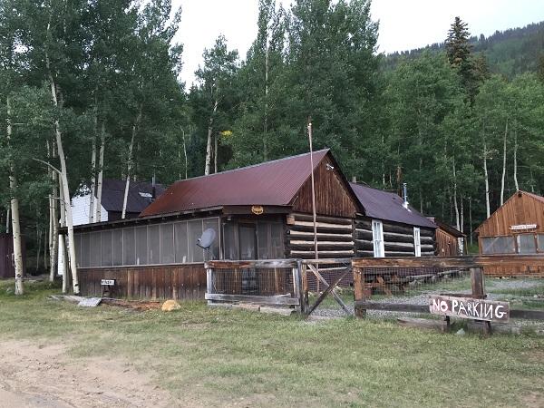 Root House St Elmo Colorado