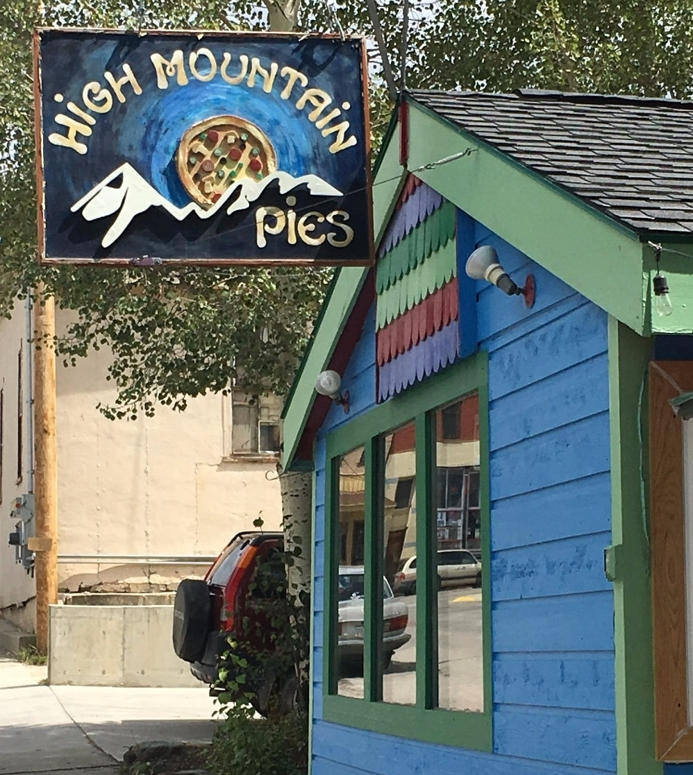 High Mountain Pies - Best Pizza in colorado