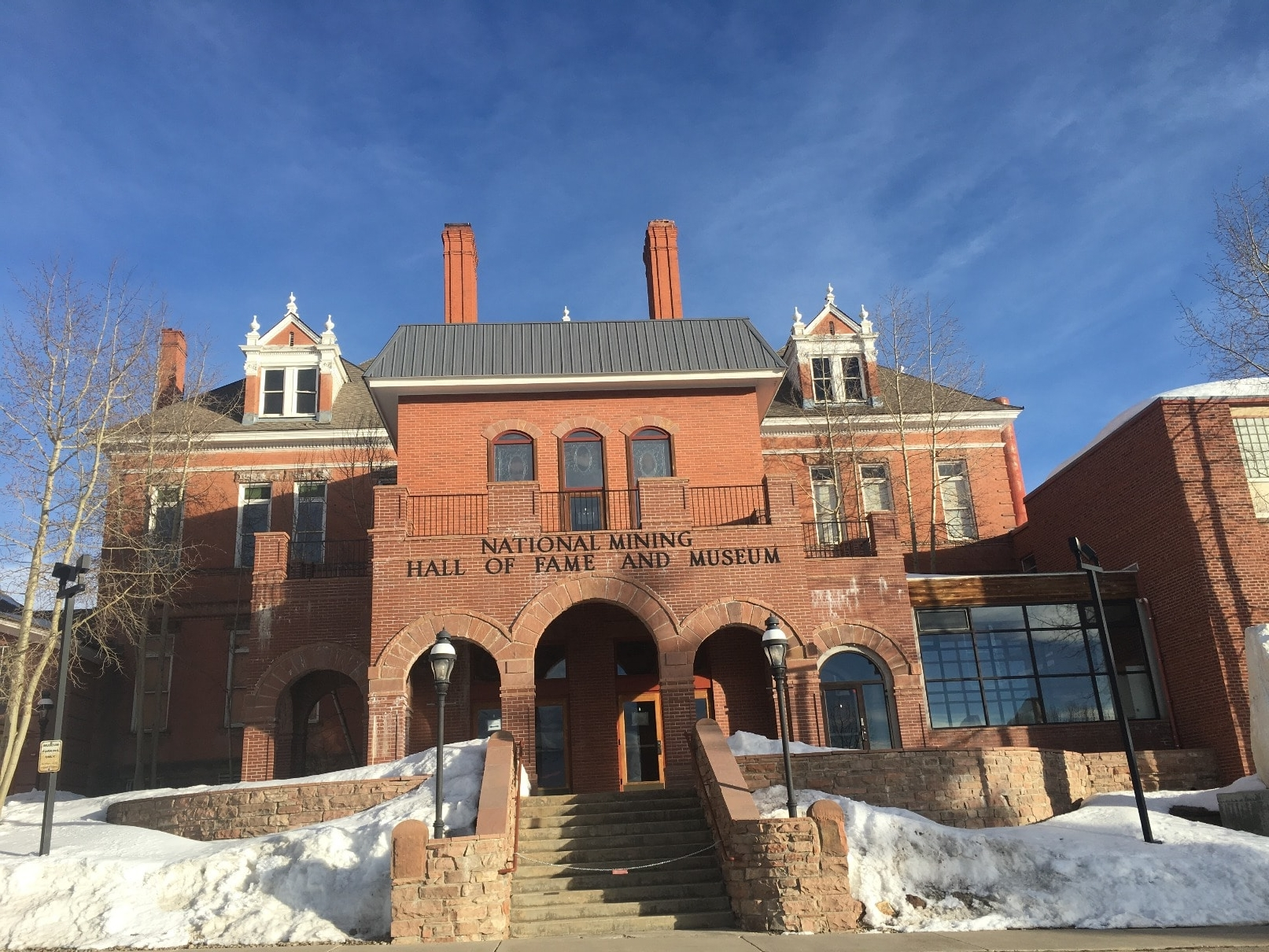 National Mining Hall of Fame and museum - leadville colorado