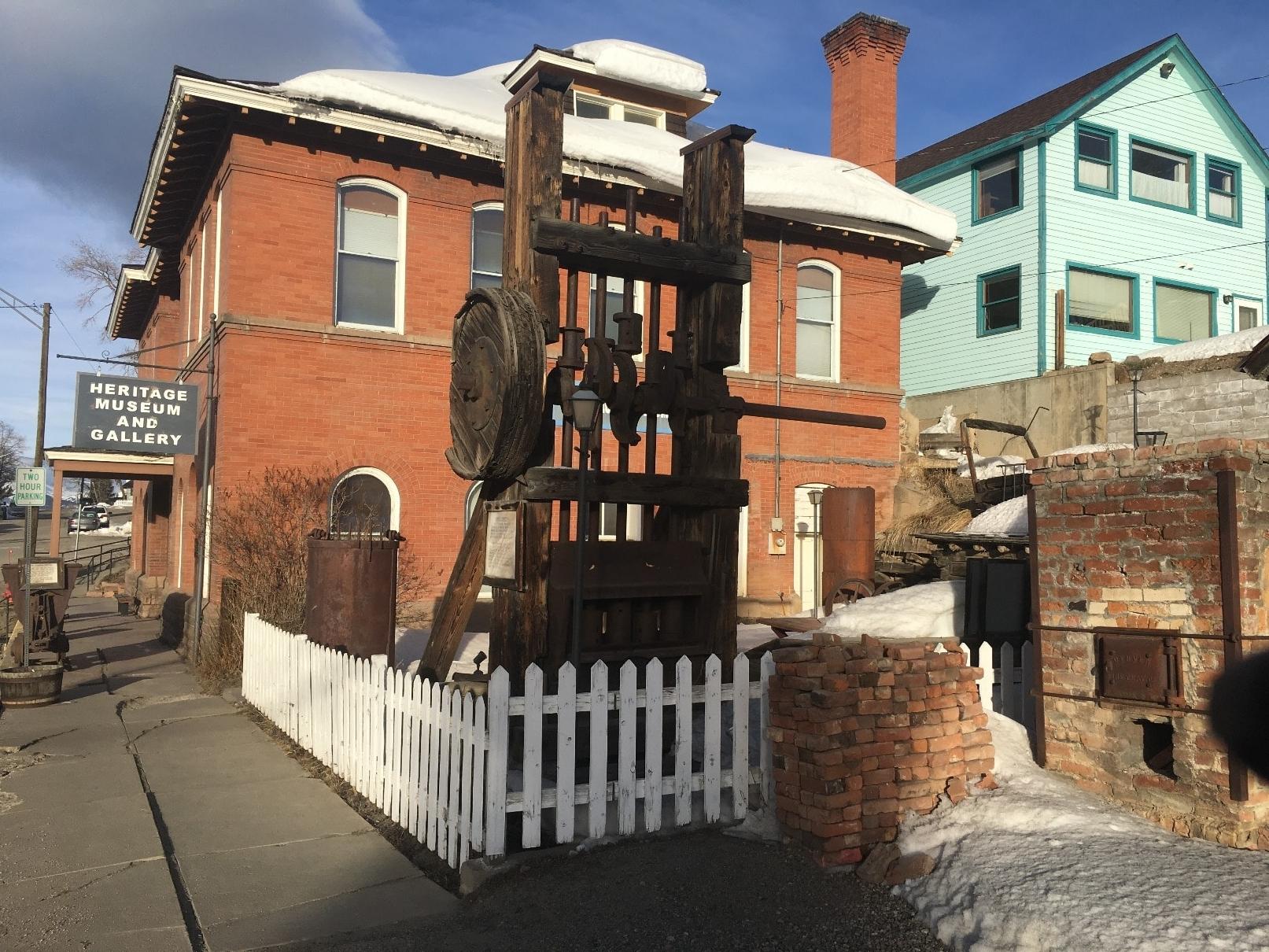 Leadville Heritage Museum