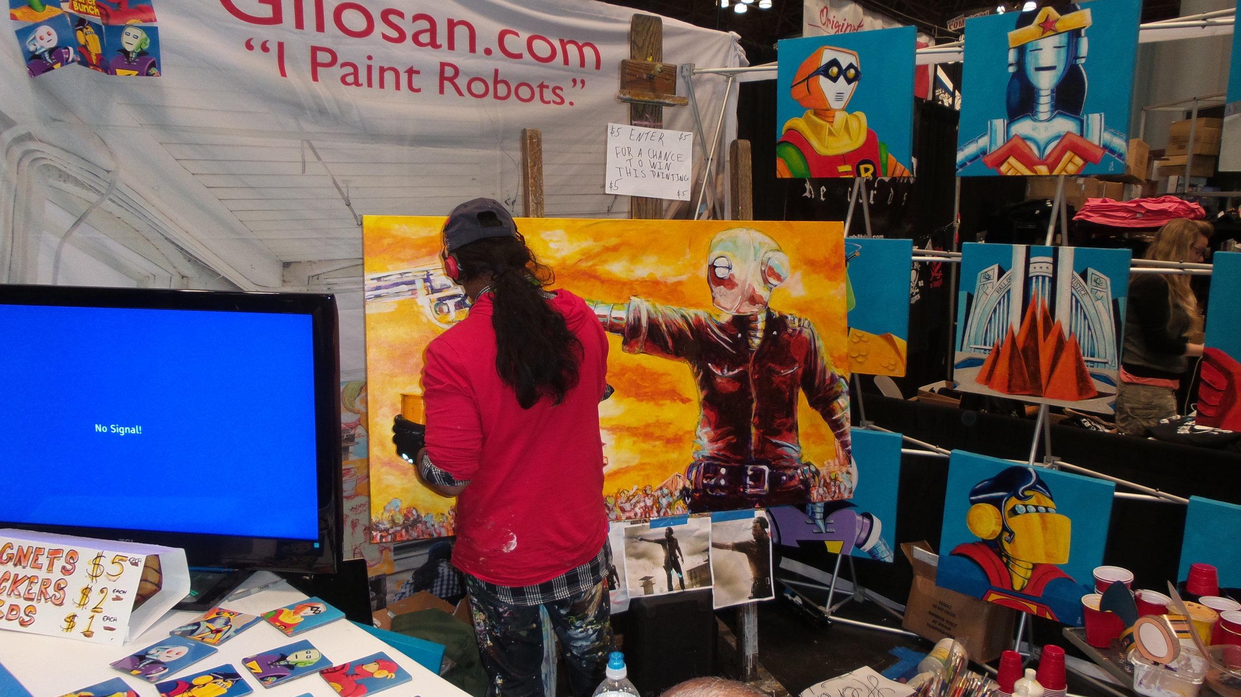 NY ComicCon 2015