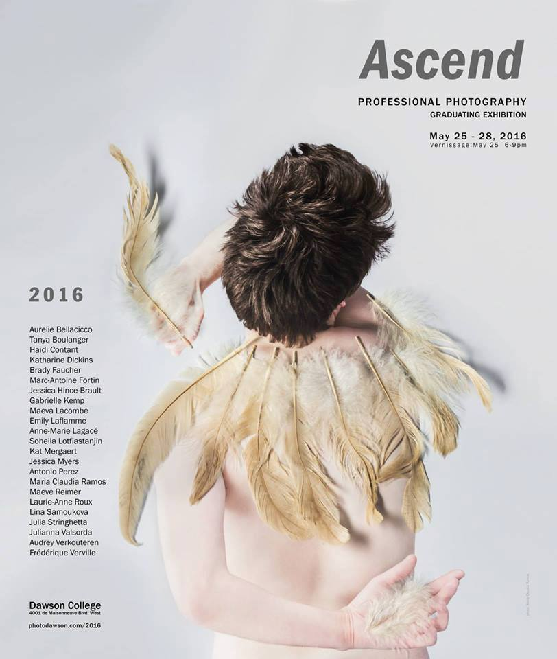 2016 Exhibition Poster
