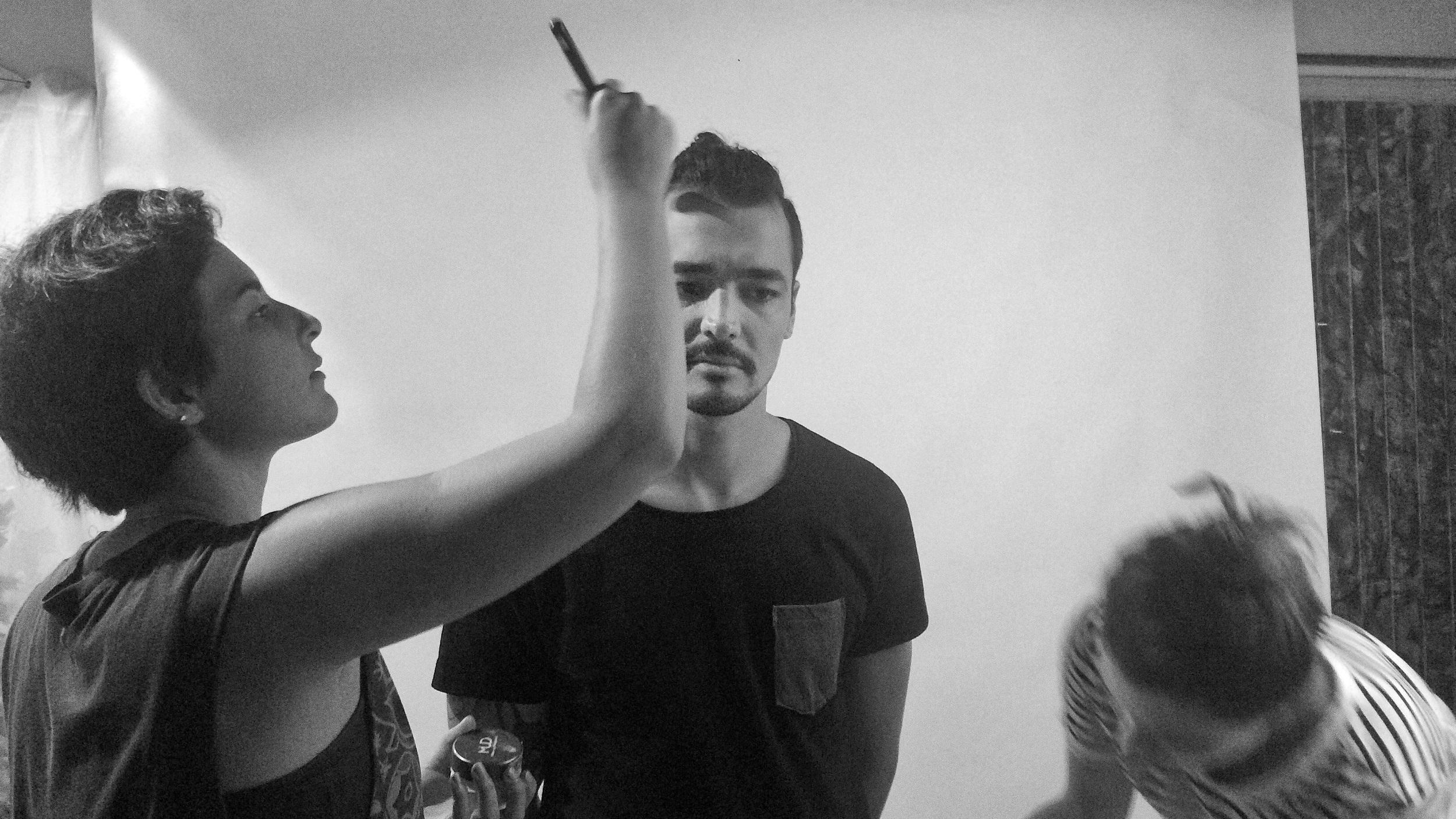 Cris Grego + Natie Cortez + Dani Bussab