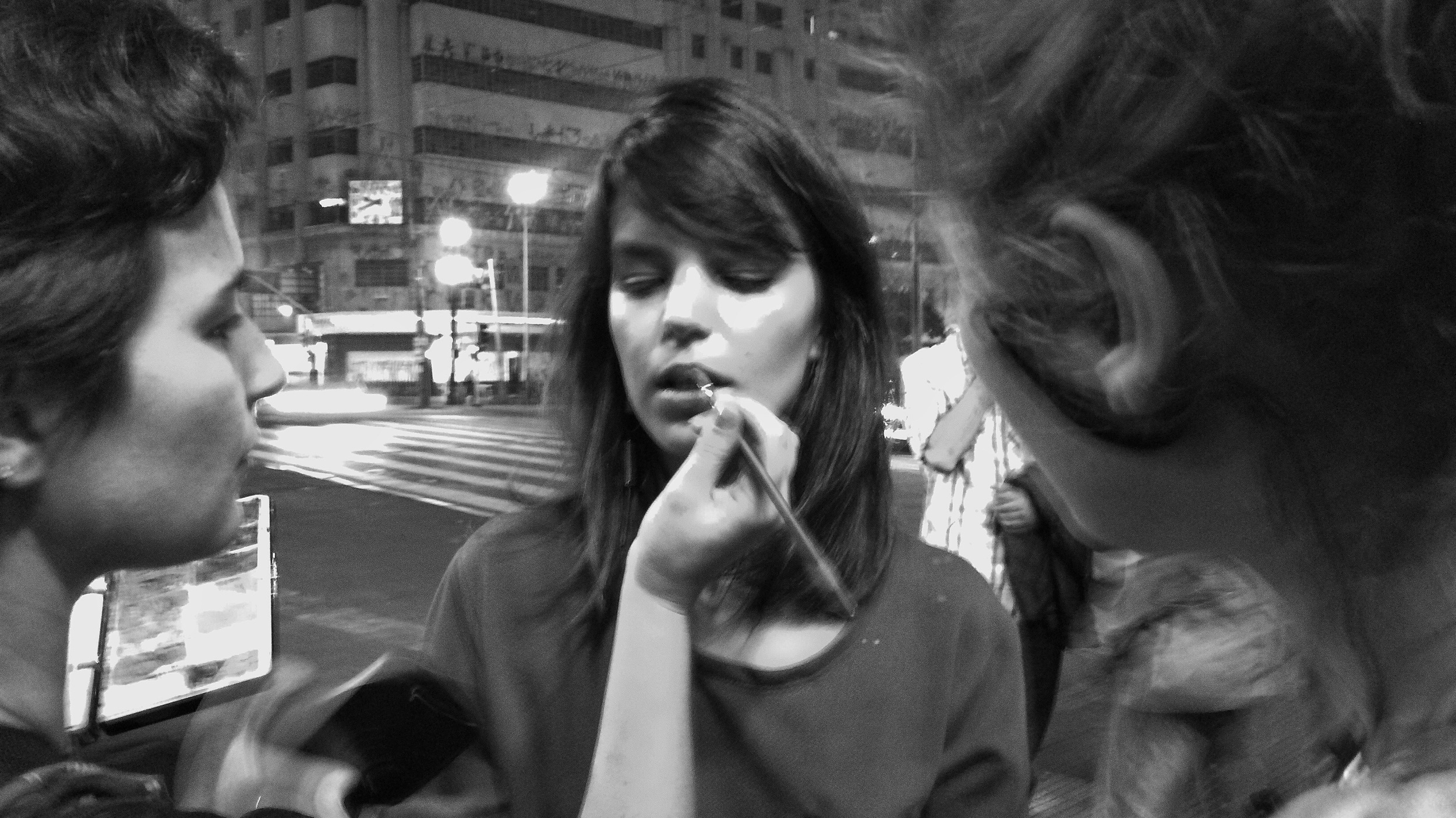 Natie Cortez + Dani Bussab + Camila Leite