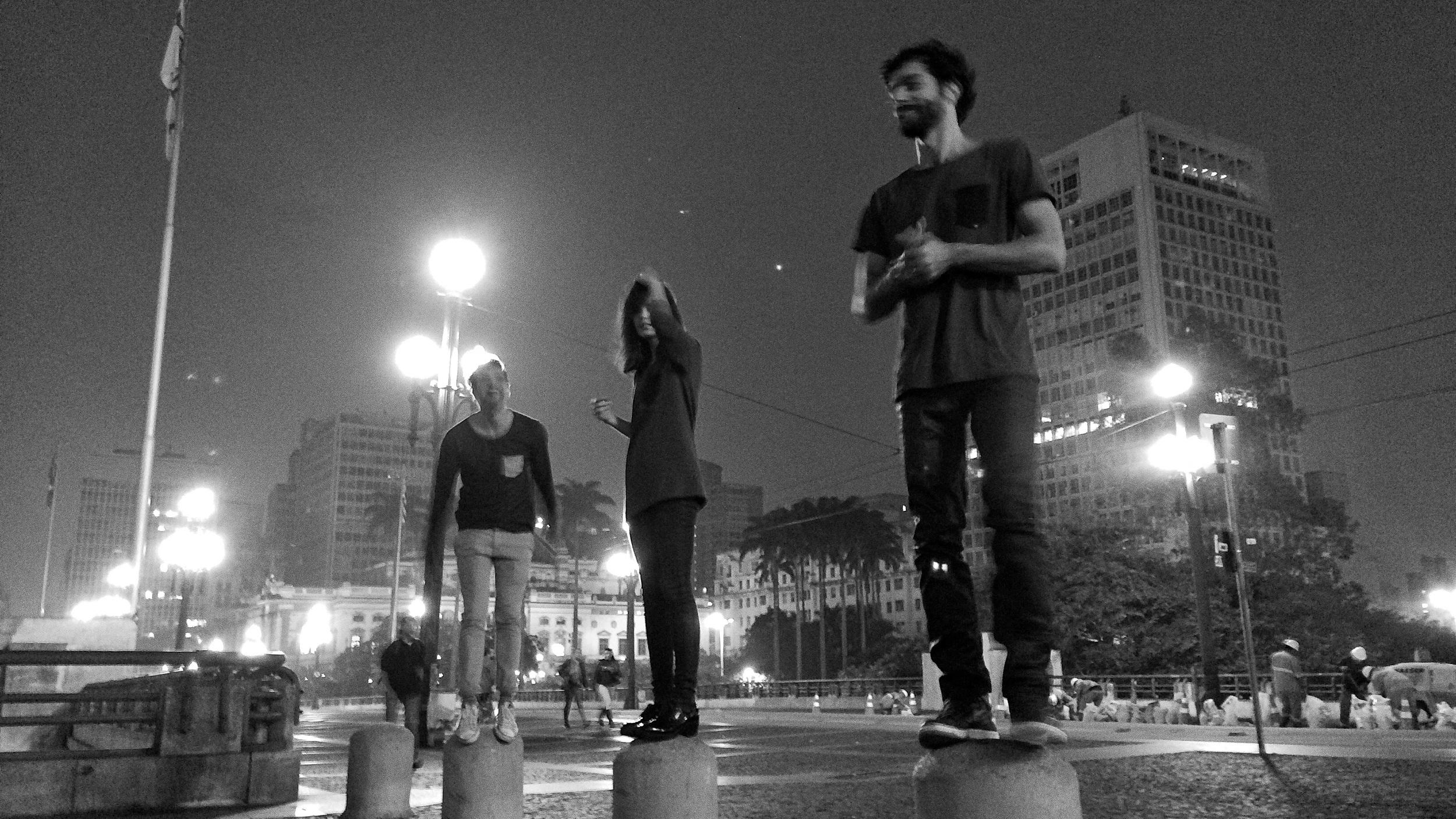 Cris Grego + Camila Leite + Caio Zaccariotto