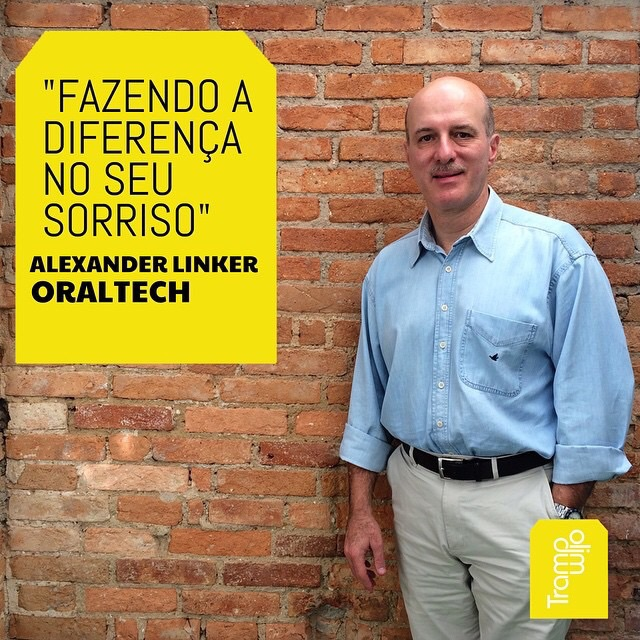 Alexandre Linker - Oraltech