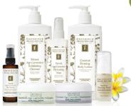 Eminence Organics Face wash, moisturizer, oil, serum & eye cream