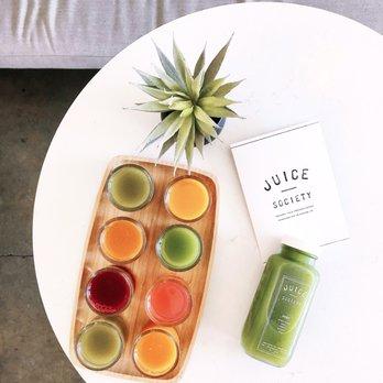 Juice Society   Juices & breakfast
