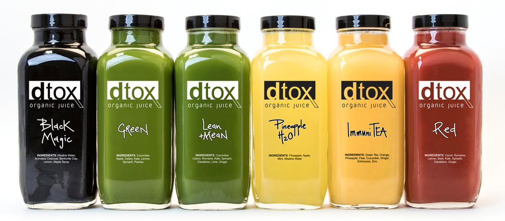 Dtox Juice   Juices, smoothies & ready made salads