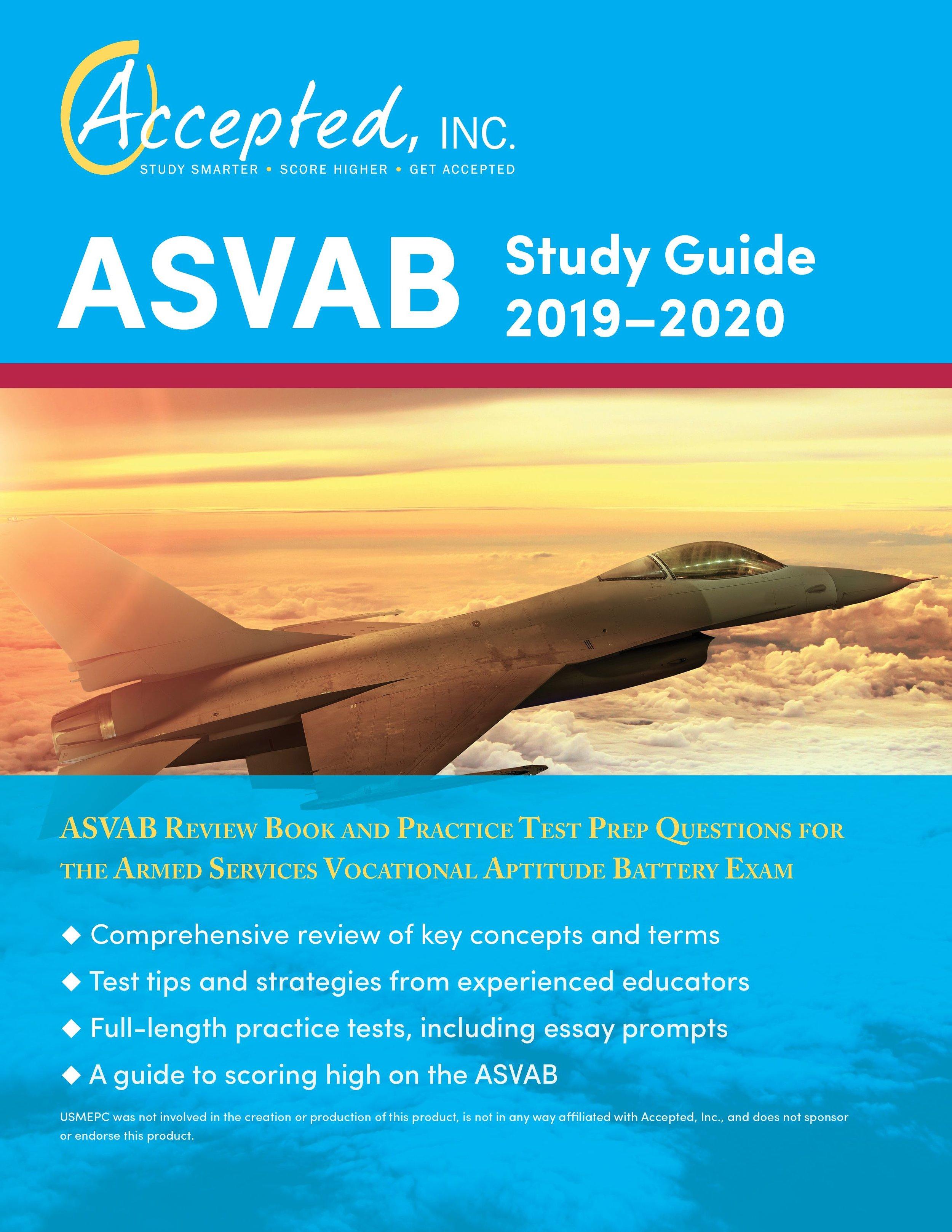 ASVAB Study Guide 2019 – 2020