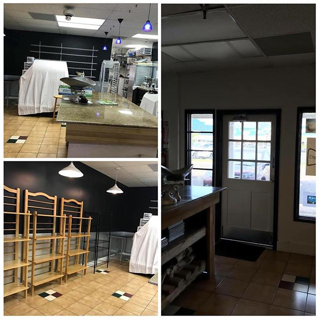 UPDATE: The bakery is coming along. A few bumps in the road, but we should be open in March. Sorry I do not have an exact date, so keep a watch and I will let you know as soon as I know. Thank you everyone for believing in me, I can not wait to spend all my days baking for you. #vip #viptreatsandsweets #bakery #business #opening #kauai #kapaa #bakedgoods #local #fresh #handmade #goodies