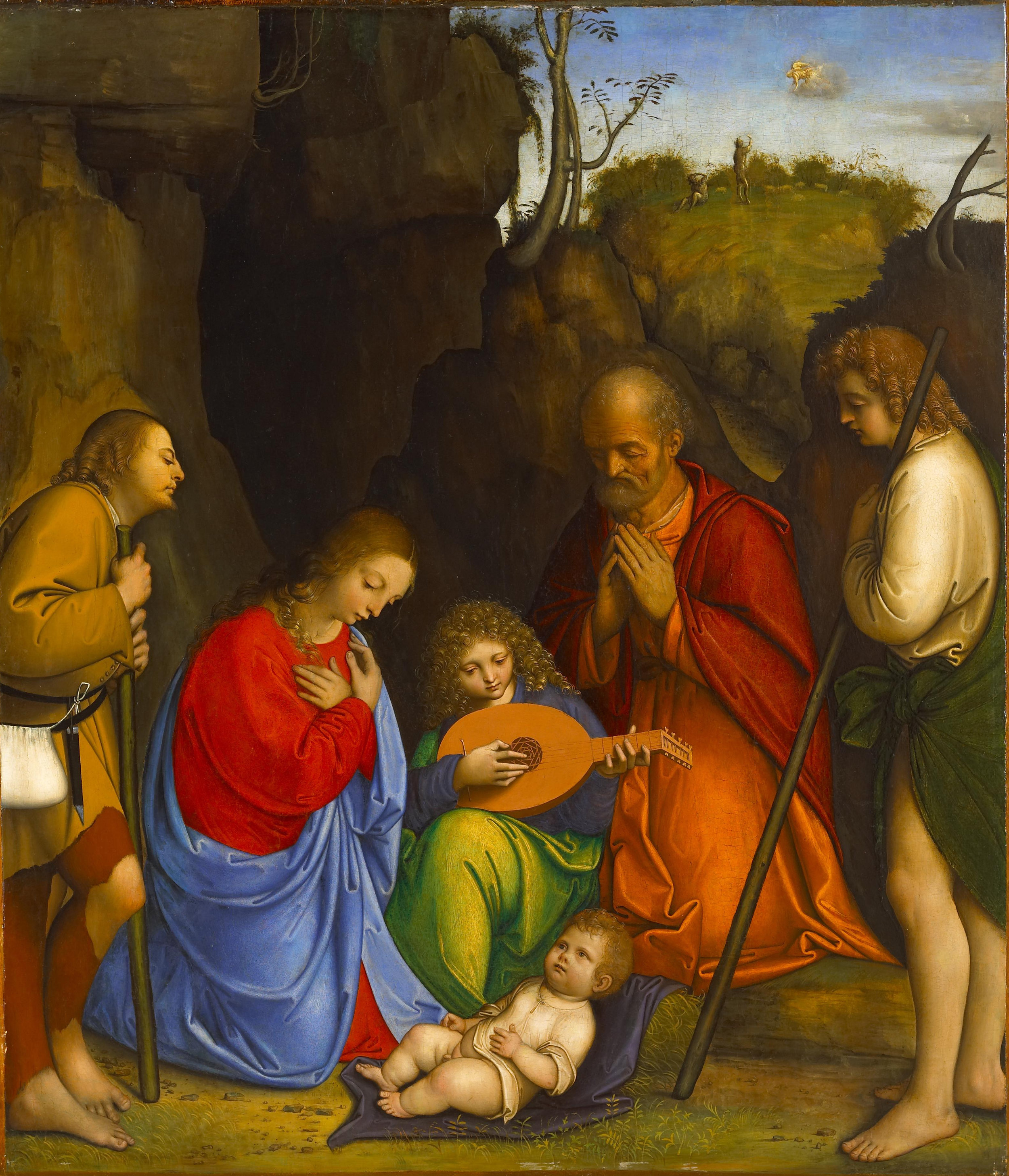 Giovanni Agostino da Lodi - Adoration of the Shepherds.jpg