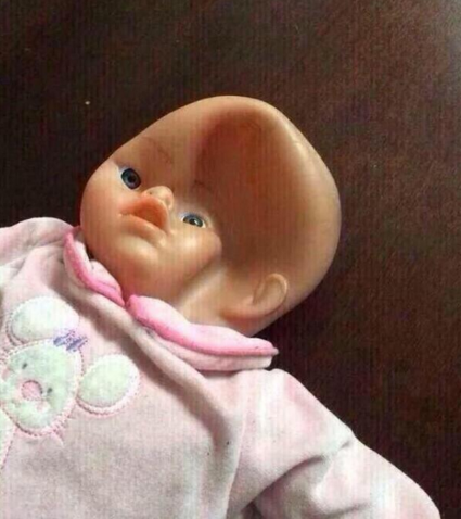 """via buzzfeed """"When you're looking at your phone in bed and drop it on your face"""""""