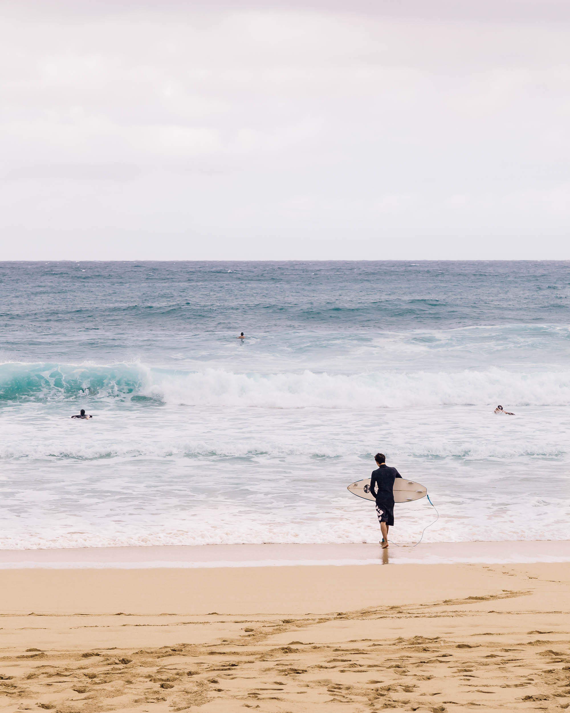'ehukai beach park and banzai pipeline | North Shore Oahu