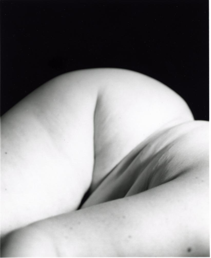 Kelsey Hammond,  Hip Mountain , Silver gelatin print, 11 x 14, $500