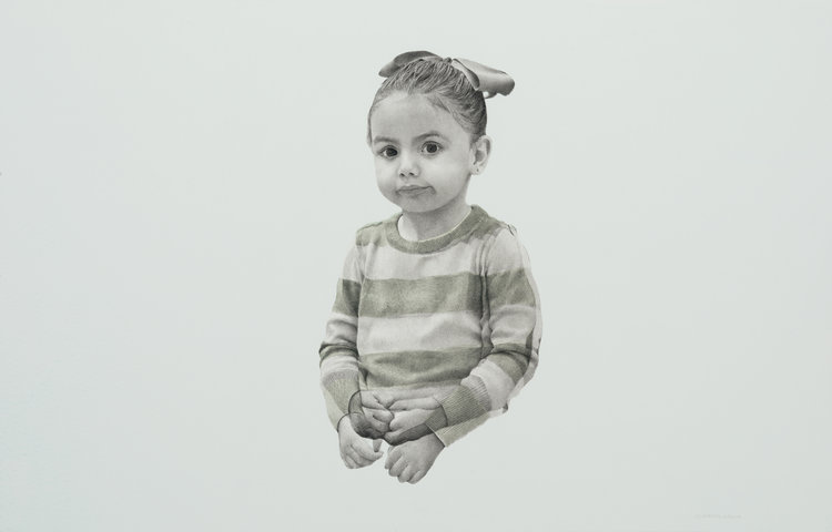 Alejandrina Herrera,  Addition,  Pencil and watercolor on paper, 20 x 28, $2,600
