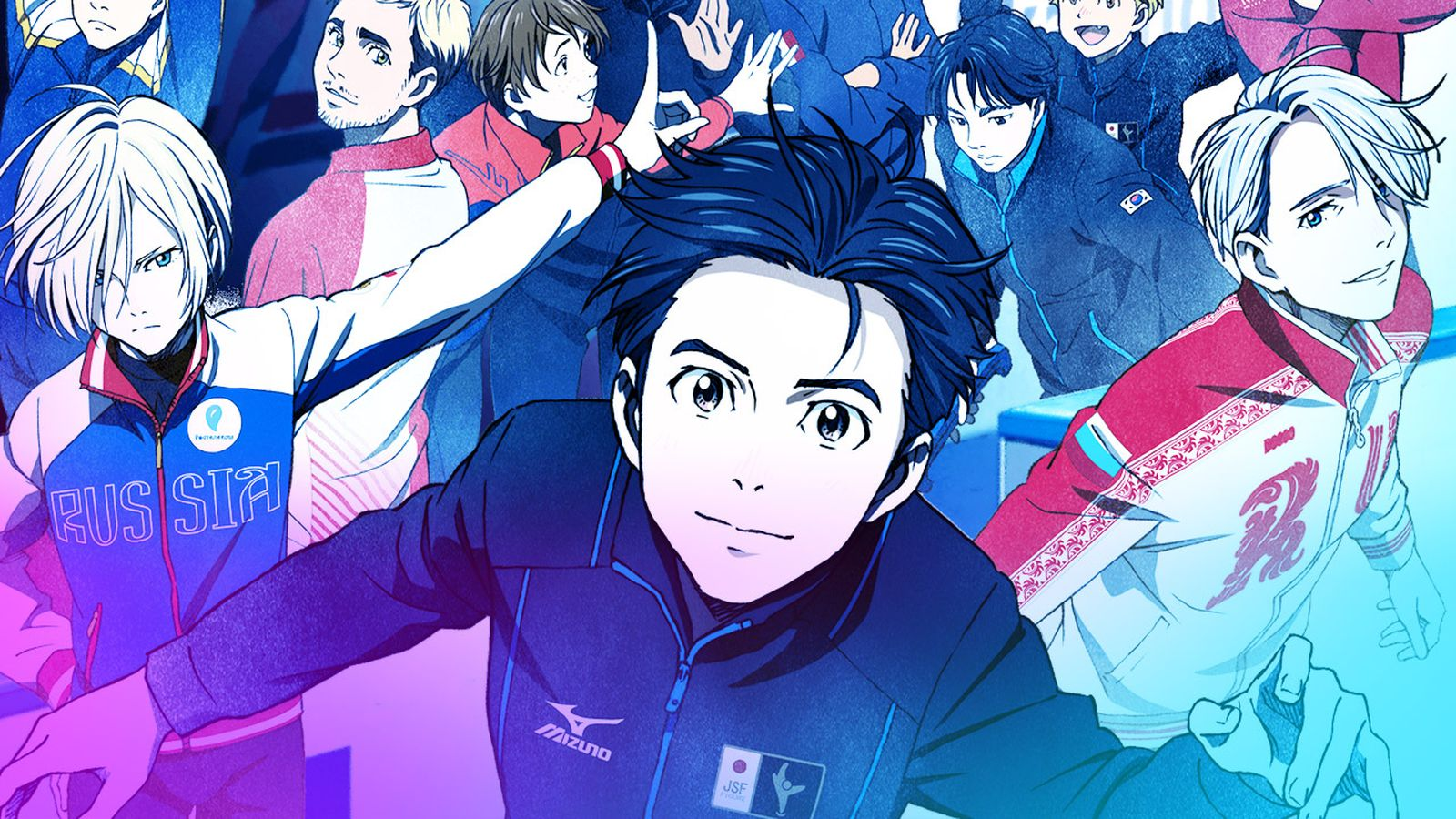 "Jonah Venegas writes that  Yuri!!! On Ice  ""is the show that finally drove it through my skull that, as a queer Asian, I could have the love story I always dreamed about and was worthy of."""