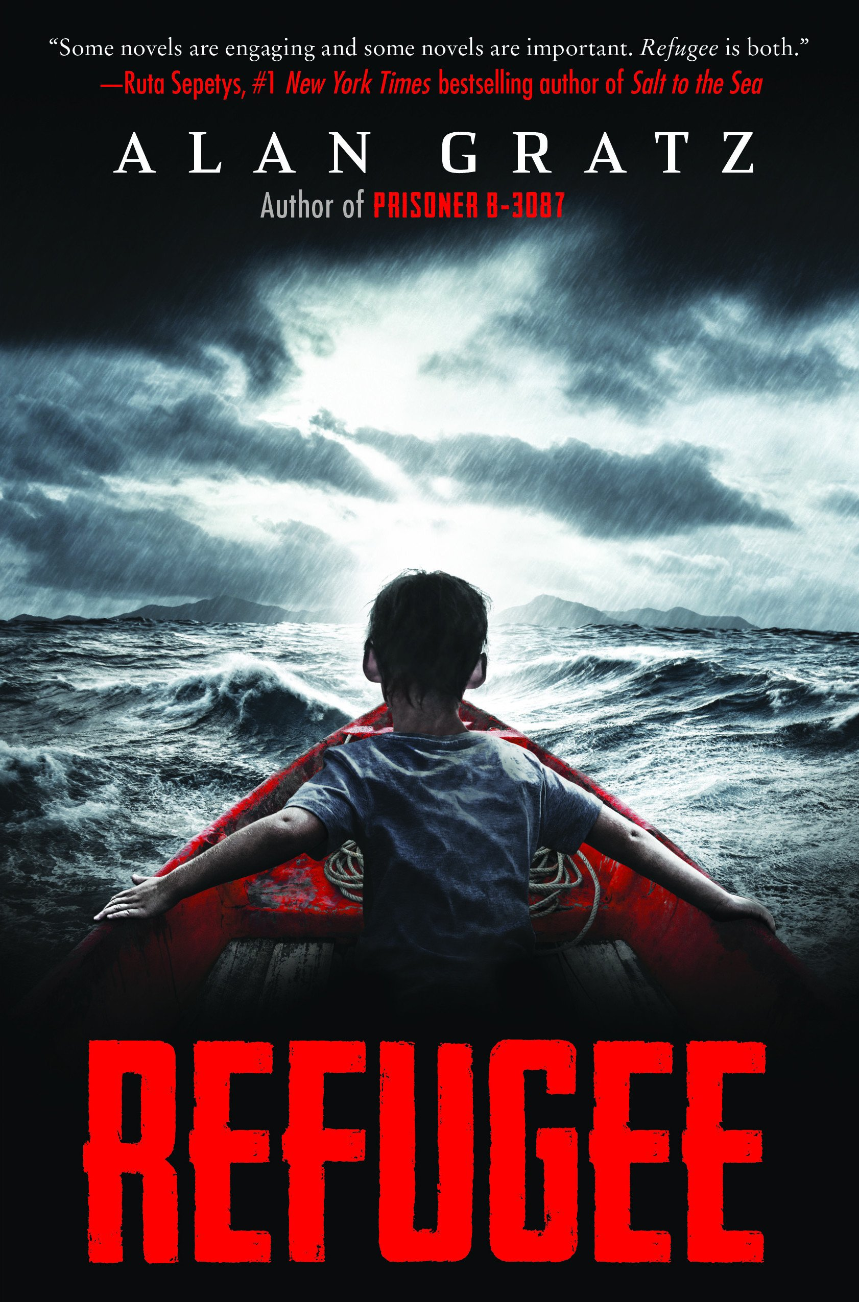 Refugee, by Alan Gratz