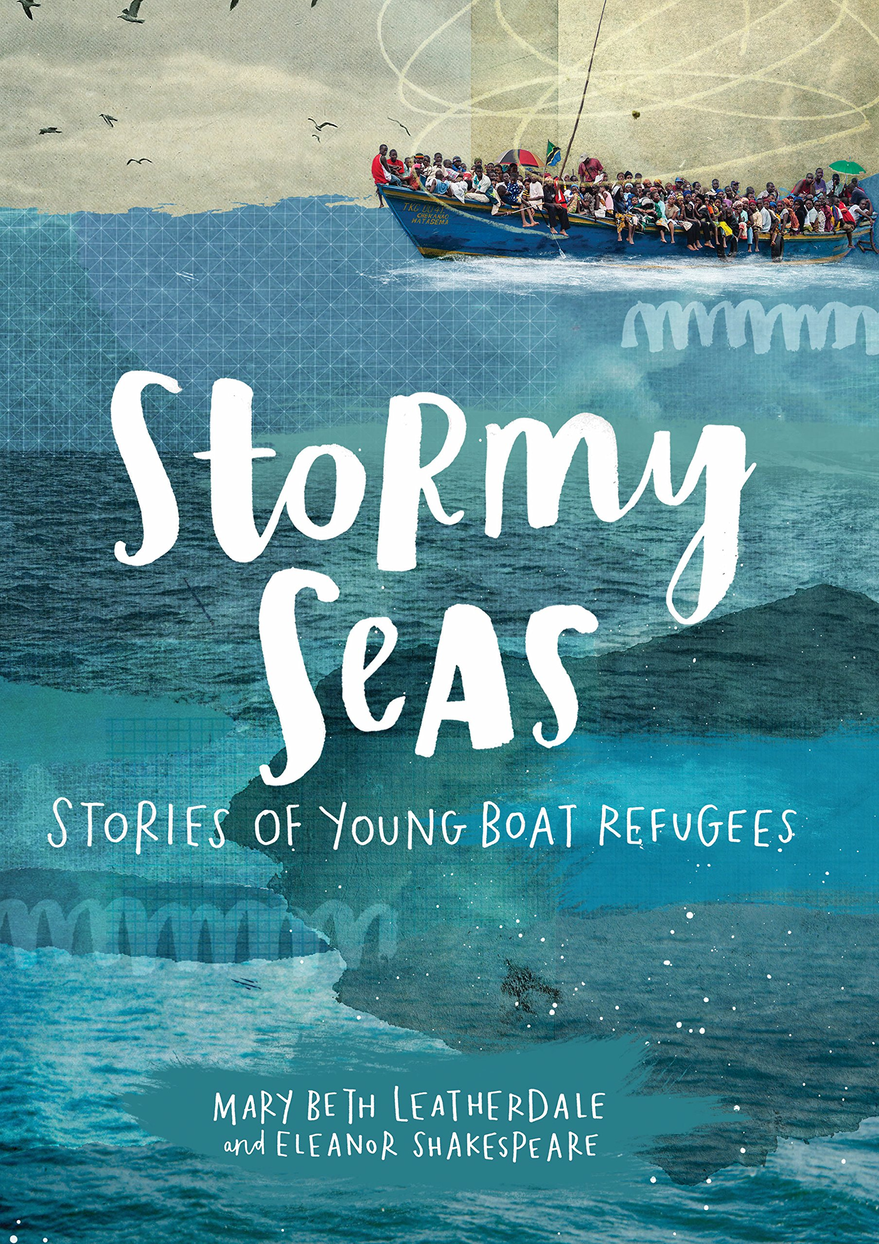 Stormy Seas: Stories of Young Boat Refugees, by Mary Beth Leatherdale