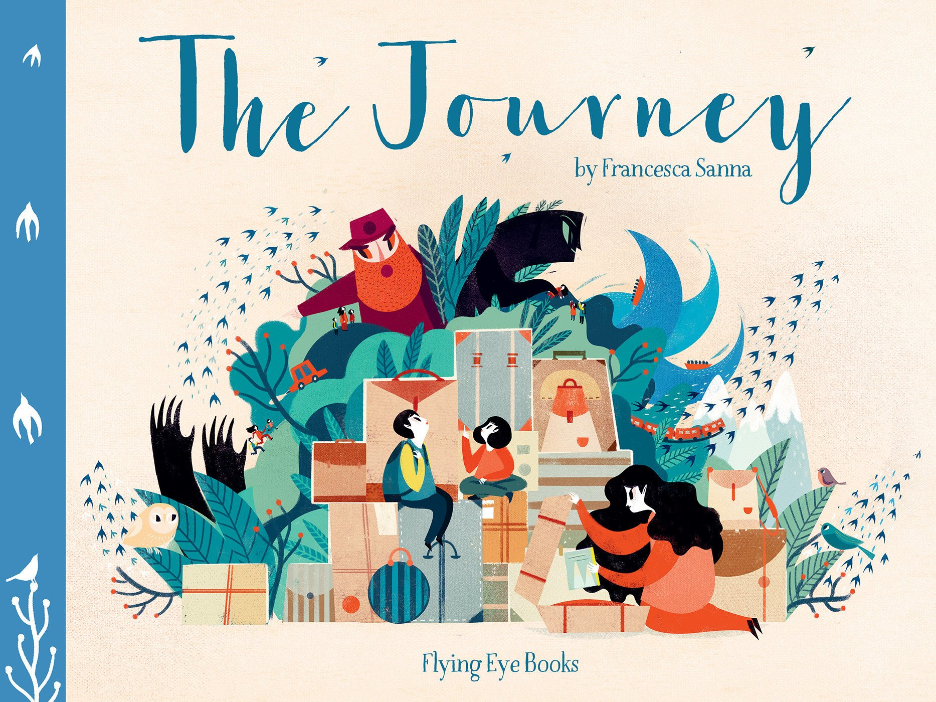The Journey, by Francesca Sanna