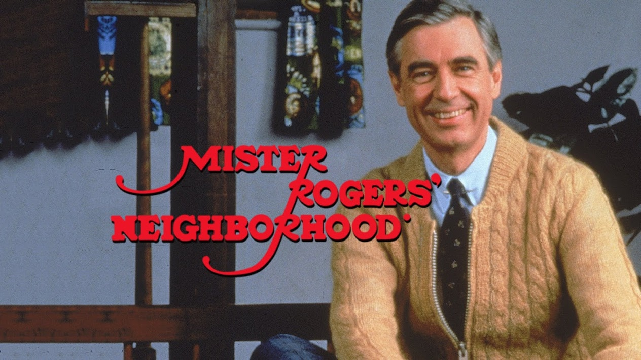 Fred Rogers created and hosted  Mister Rogers' Neighborhood  from 1968 to 2001, teaching children the values of kindness, patience and compassion. Rogers' life is the subject of the new documentary,  Won't You Be My Neighbor?  (PBS)