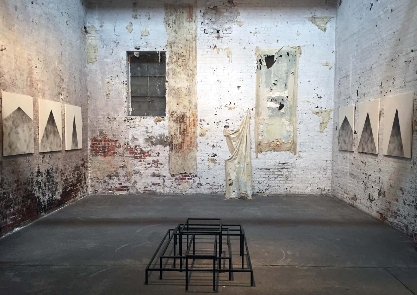 Installation View, NEWD Art Show, 2015