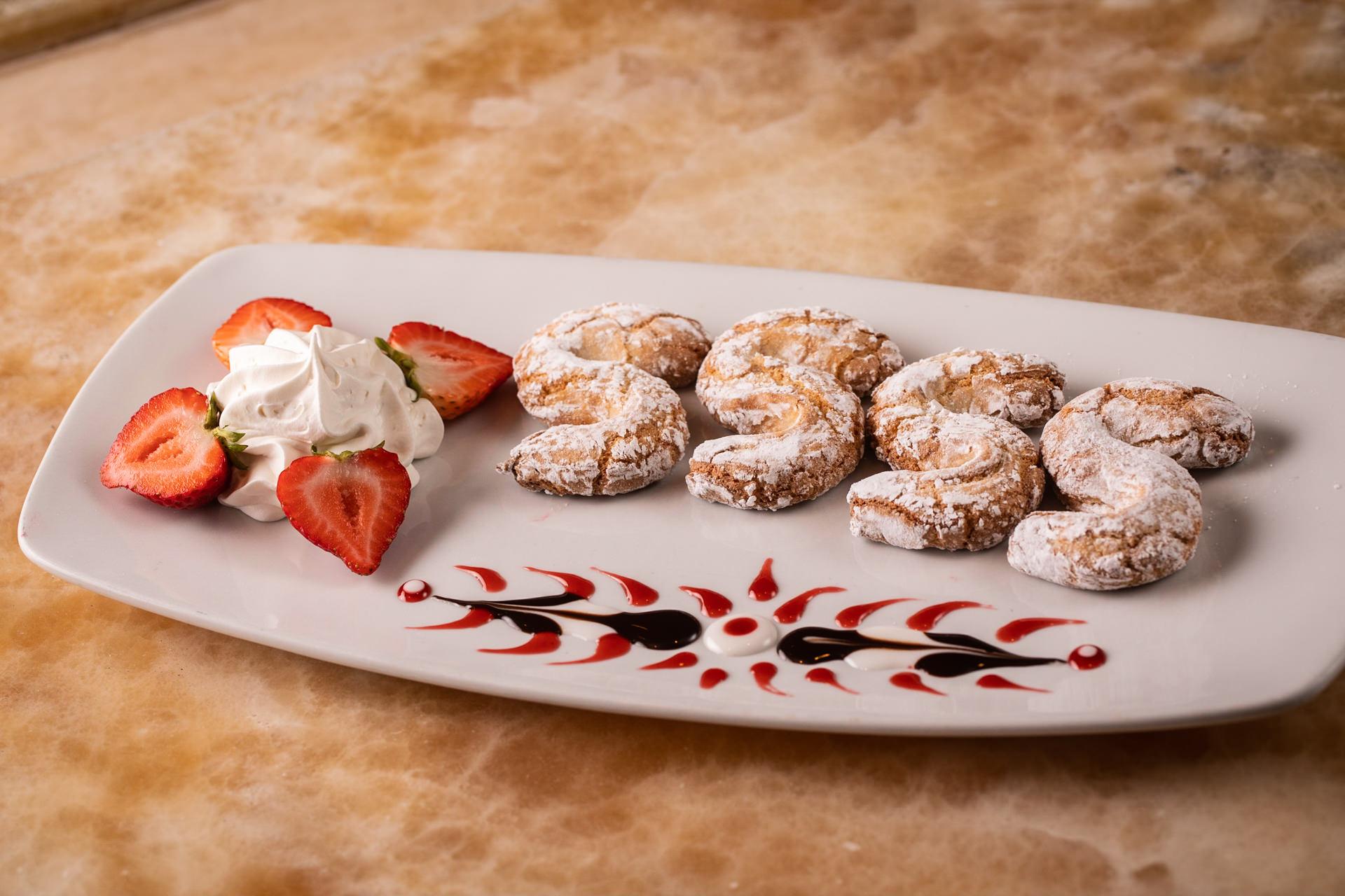 Almond Amaretto Cookies