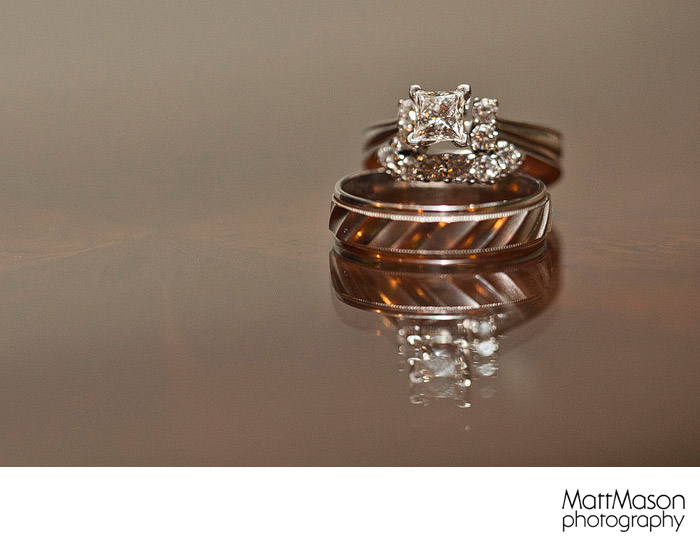 Engagement Ring Reflection