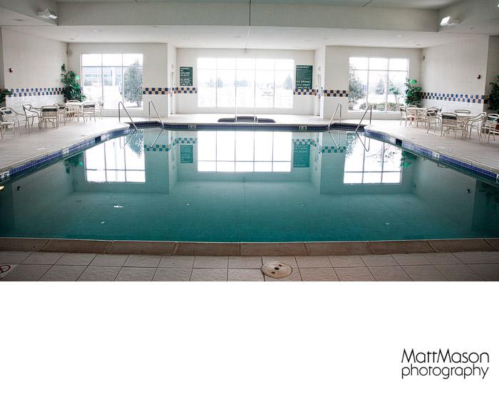 Hilton Garden Inn Milwaukee Pool