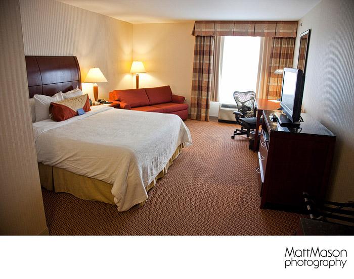 Hilton Garden Inn Milwaukee Room Layout