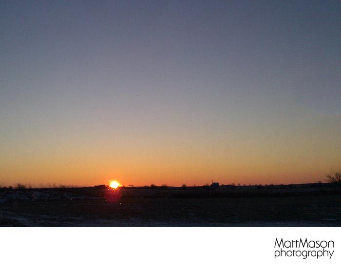 EVO Shift Sunrise Photo