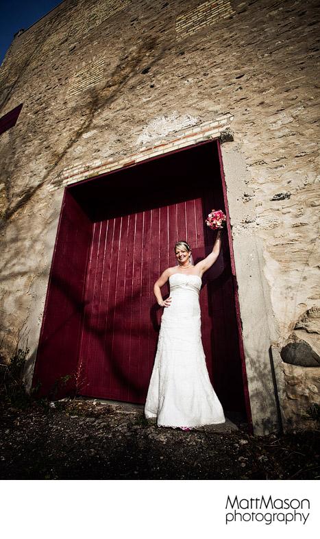 Burlington Bride