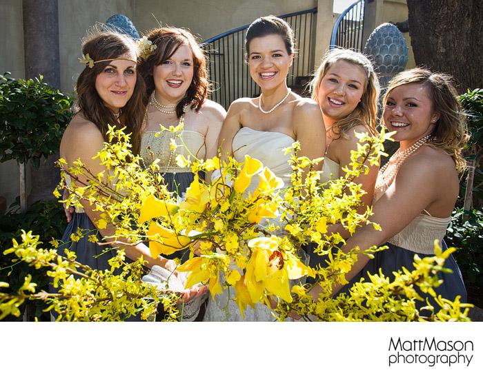 Phoenix bridesmaids