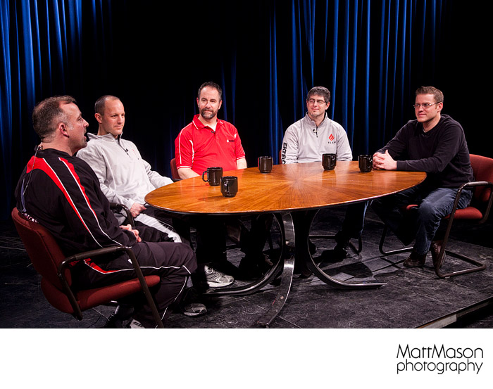 MPTV show Hard Hitters guests