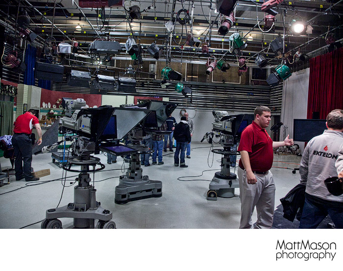 MPTV Television Studio