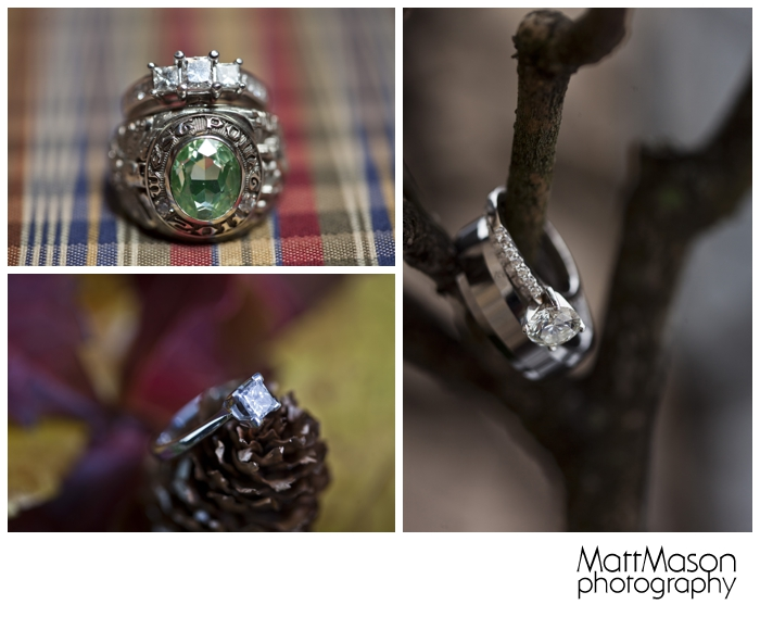 Westpoint Ring with Engagement Ring