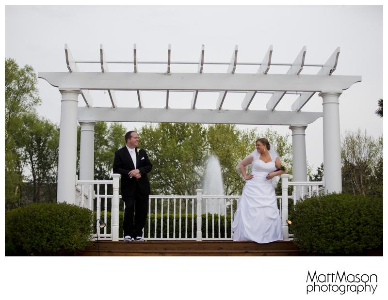 Concorde Banquets Bride & Groom Photo