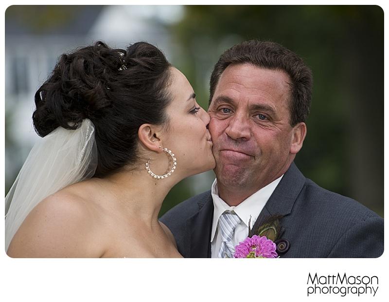 Emotional Father - Matt Mason Photography