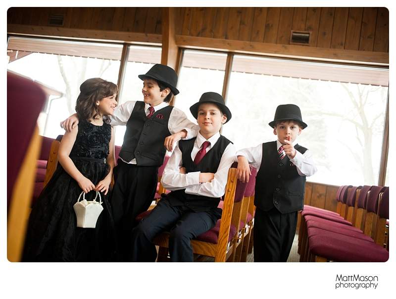 Matt Mason Photography Lake Geneva Wedding Bride Groom Bridal party2