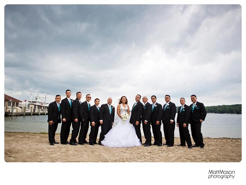 Matt Mason Photography Lake Geneva Wedding Bride Groom Bridal party13
