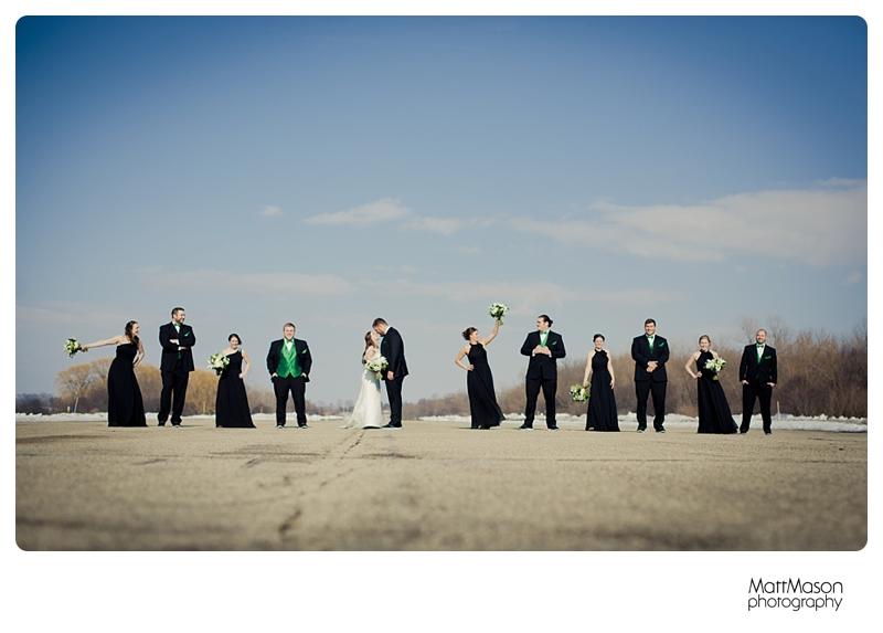 Matt Mason Photography Lake Geneva Wedding Bride Groom Bridal party14