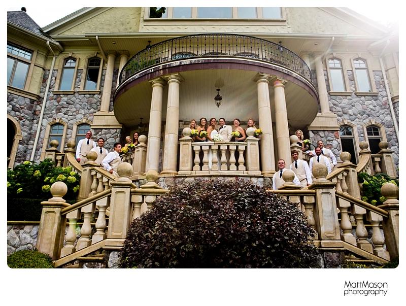 Matt Mason Photography Lake Geneva Wedding Bride Groom Bridal party15