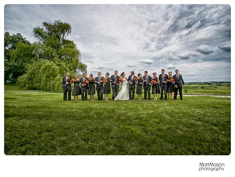 Matt Mason Photography Lake Geneva Wedding Bride Groom Bridal party17